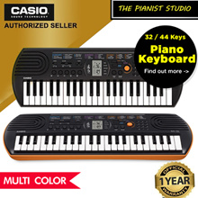 Casio Piano Keyboard Piano 32 / 44 Keys / Multi Colour