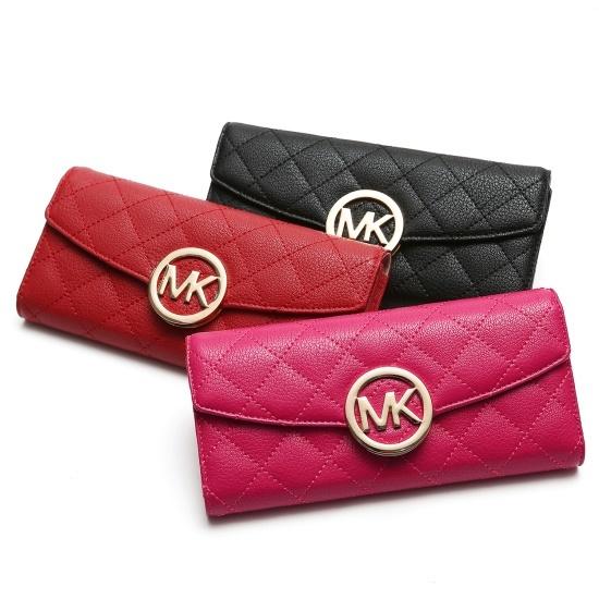 マイケル・ミッシェル・3 COLOR牛革女性の財布ジャン財布MKW111A 財布/レディース財布/ベルト/財布/韓国ファッション