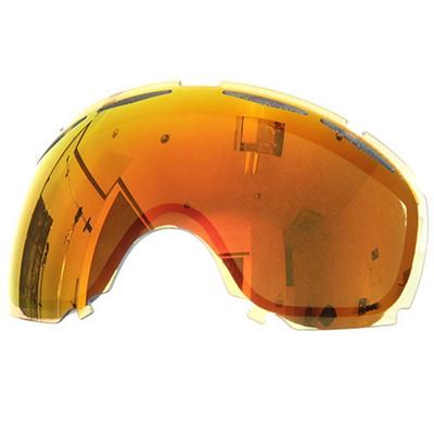 ◆即納◆オークリー(OAKLEY) CANOPY(キャノピー) スペアレンズ Fire Iridium 02-345 【セール スノーボード スノボー ゴーグル】の画像