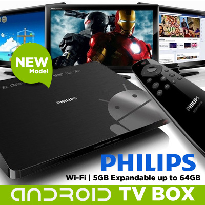 how to connect philips tv to cable box