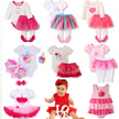 [Lovelyworld]-Cute and Nice Baby Girl Rompers**Exclusive Designs**