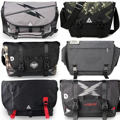 Mens Sporty Messenger Shoulder Bag / Sling Bag / Office Bag / Laptop Bag/ Electric Scooter / Hiking Deals for only S$29.9 instead of S$0