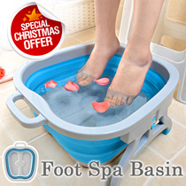 ★Christmas Pre-Order sale★Multipurpose Foot Spa Basin★Foot Bath/Foot Reflexology/Massage/Massager/Father and Mother day gift /Singapore Seller