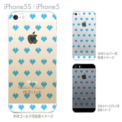【iPhone5S】【iPhone5】【Clear Arts】【iPhone5sケース】【iPhone5ケース】【カバー】【スマホケース】【クリアケース】【クリアーアーツ】【デジタルハート】 47-ip5s-tm0010の画像