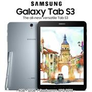 Samsung Galaxy Tab S3 9.7 Wifi model / SM-T820 / SM-T825
