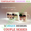 ★Local Seller★ Picture Changing Mug * Temperature Changing Mug * Couple Mug * Wedding Gift * Christmas Gift * ROM * Valentine Gift * Anniversary * Etc * Immediate Delivery