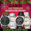 CASIO HIS  FASHION WATER RESIST DRESS WATCHES [GUARANTEE LOWEST PRICE IN SPORE] 2
