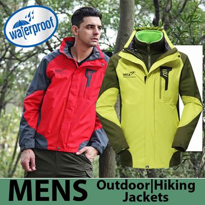 Jaket Outdoor/Hiking Pria Waterproof - SNTA Kode 8802