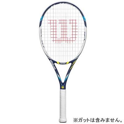 ウィルソン(Wilson) ジュース 100S(JUICE 100S) WRT71892 【テニスラケット 硬式 未張り上げ】の画像