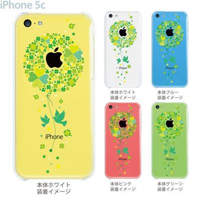 【iPhone5c】【iPhone5c ケース】【iPhone5c カバー】【ケース】【カバー】【スマホケース】【クリアケース】【クリアーアーツ】【ハート】 09-ip5c-th0008の画像