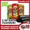 ◄ ThaiGoodEat ►TRIPLE-M★ 3 Box x 8 Sticks Value Set ★TASTES BETTER ㊣ Worth Every Penny! ㊣ Strongly Recommended by Bloggers ★ ORIGINAL / GRILLED SQUID / SPICY Flavor ★ NUMBER 1 IN THAILAND ★