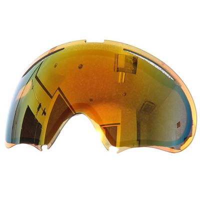 ◆即納◆オークリー(OAKLEY) A-FRAME 2.0(エーフレーム 2.0) スペアレンズ Fire Iridium 59-686 【セール スノーボード スノボー ゴーグル】の画像
