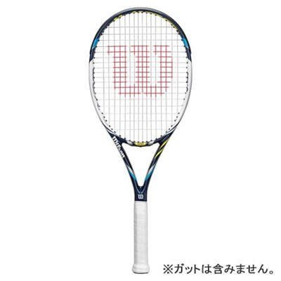 ウィルソン(Wilson) ジュース 100(JUICE 100) WRT71902 【テニスラケット 硬式 未張り上げ】の画像