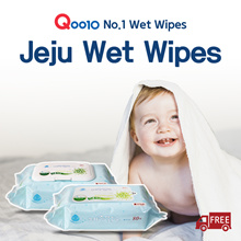 ◆102th RESTOCK◆Jeju Wet Wipes/ NO.1 Wet Wipes in SG/Manufactured on JAN.02.2019