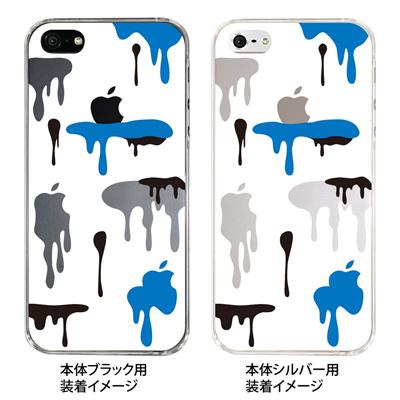 【iPhone5S】【iPhone5】【Clear Fashion】【iPhone5ケース】【カバー】【スマホケース】【クリアケース】 41-ip5-ao0007の画像