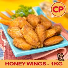 [CP Food] Honey Wings 1kg Bulk Pack. approx. 34 pcs. Halal. (Frozen)