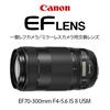 ★数量限定★EF70-300mm F4-5.6 IS II USM 焦点距離300mmまでカバーする望遠ズームレンズ