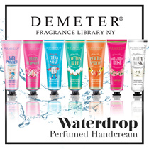 ❀Demeter Waterdrop Hand Cream 7 SCENTS❀ Non-Sticky Ultra Moisturizing Gel! FREE MOOMIN GIFTBOX!