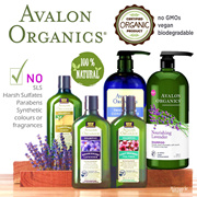 ❤BEST-SELLING❤ AVALON ORGANICS Shampoo | Conditioner | Shower Gels | Body Lotions.❤Certified Organic
