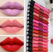 [10colors/set ]Hot new liquid matte lipstick maquiagem labiales long lasting batom waterproof pintalabios for sexy baby lips