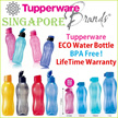 ★Authentic TupperWare★ Aquasafe Eco Fliptop Water Bottle * 310ml/500ml/750ml/1L * BPA Free * Lifetime Warranty * Corporate Gifts * Christmas * Valentines * CNY * Etc * Immediate Delivery