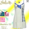 ワコール サルート Salute 52シリーズ MasterPiece Eros 自然愛のエロス スリップドレス LLサイズ STJ252