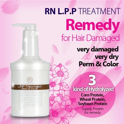 qoo10 salon treatment rn lpp hair treatment 1000ml for