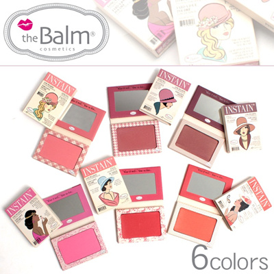 THE BALM INSTAIN ザ・バーム チーク 全6色の画像