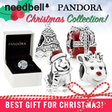 [PANDORA] Best Gift for Christmas! Pandora Bracelets Bangles Charms Dangles. Christmas Collection! 100% Authentic guaranteed. Shipped from USA.