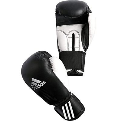 アディダス(adidas) 'Performer' Boxing Glove ブラック 16oz ADIBC01 【ボクシンググローブ ムエタイ キックボクシング パンチンググローブ トレーニング】の画像