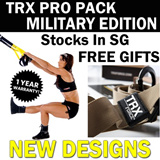 Crazy sale TRX Suspension Pro Pack 2 / Military Edition + FREE Door Anchor TRX Professional Pack