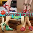 {{100+TYPE  designs available}}Good Quality CNY New Design Ethnic Fashion Shoes