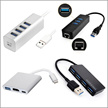 [UUCat] 5Gbps Multi USB HUB 3.0 And USB 3.1 Type-C  And Combo Card Reader