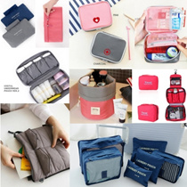 [SG Seller] Home/Travel storage organiser cosmetics/clothes/shoes/innerwear/toiletries pouch
