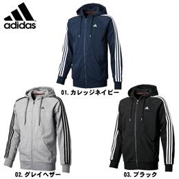 アディダス ジャージ adidas メンズ ESS 3S スウェット フードジャケット カレッジネイビー他2色ES849(ADIDAS X23500