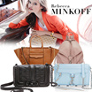 Today only Limited time sale [REBECCA MINKOFF] 【100% Authentic | Free shipping】ALL FLAT PRICE ★FREE SHIPPING FROM USA★ MINI MAC★100% AUTHENTIC BAG MINI AFFAIR MINI LOVE CROSSBODY SHOULDER BAG