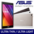 ASUS Ultra Slim 7.0inch ZenPad C (Z170CG) Tablet / Android 5.0 (Lollipop) / 3G + WIFI / 1GB RAM / 8GB HDD / 10 finger multi-touch