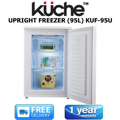 Kuche upright freezer