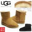 【QRコードカットなし正規品】UGG Australia アグ オーストラリア Boots 大人着用可能キッズサイズ クラシックショート、クラシックミニ