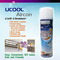 BEST DEAL !!! Ucool DIY Aircon Cleaner !!