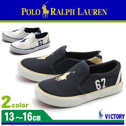 ポロ ラルフローレン ビクトリー POLO RALPH LAUREN VICTORY キッズ スニーカー 靴
