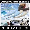 Cooling Arm Sleeves/ Buy 1 get 1 Free/wristlets/arm warmers/hand cover/arm guard/arm cover