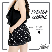 Polka Dot shorts 1152#