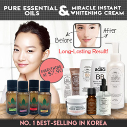 Everything $9.90 CHAMOS ACACI ★ INSTANT MIRACLE WHITENING RESULT ★ Used by Celebs In Korea ★ NO1 BEST SELLING NOW!