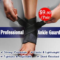 ⏰💪★FREE 1 PAIR★ Professional Sports Ankle/Knee/Wrist Guard/Waist Wrap / Accessories Gym Gear