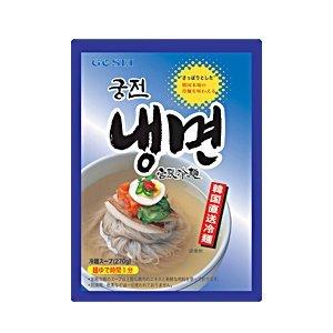 【韓国食品・韓国冷麺】■宮殿水冷麺セット(麺1個+スープ1個)■の画像