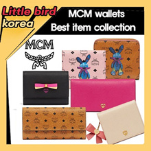 [MCM] Wallet for Women /100% AUTHENTIC/Long wallet