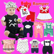 Romper/ National Day / 28/06/2017update / cotton baby rompers/baby clothes/ jumper/pajamas/maternity