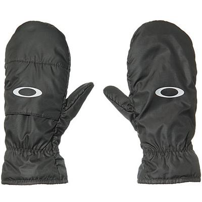 ◆即納◆オークリー(OAKLEY)パッカブル ミトン(PACKABLE MITTEN) 94247JP SHADOW 【ゴルフ メンズ 防寒 手袋】の画像
