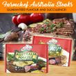 Farmchef Australia Steak - Sirloin / Ribeye Steak (4 x 150g)